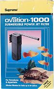 Danner Ovation 1000 Internal Submersible Power Jet Filter