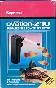 Danner Ovation 210 Internal Submersible Power Jet Filter
