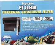 Danner Supreme Ez Clean External Aquarium Filter Up To 55 Gallon