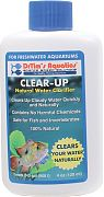 Dr Tims Clear-Up Freshwater Aquarium Solution 4 Ounce