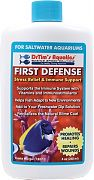 Dr Tims First Defense Saltwater Aquarium Solution 8 Ounce
