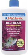 Dr Tims Re-Fresh Freshwater Aquarium Solution 8 Ounce