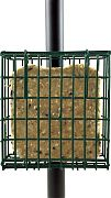 Droll Yankees Suet Feeder Pole Clamp Single
