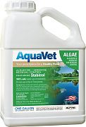 Durvet Aquavet Algae Control With Stabitrol 1 Gallon
