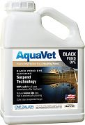 Durvet Aquavet Black Pond Dye With Suspend Technology 1 Gallon
