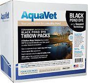 Durvet Aquavet Black Pond Dye With Suspend Technology 4 Pack/8 Ounce