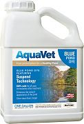 Durvet Aquavet Blue Pond Dye With Suspend Technology 1 Gallon