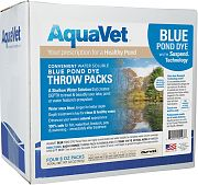 Durvet Aquavet Blue Pond Dye With Suspend Technology 4 Pack/8 Ounce
