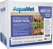 Durvet Aquavet Probiotic Pond Cleaner 4 Pack/8 Ounce