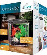 Elive Betta Cube Black .75 Gallon