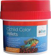 Elive Cichlid Color Pellets 2.2 Ounce