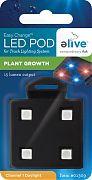 Elive Easy Change Led Light Pod For Track Lighting Systm Plant Growth 1 Watt