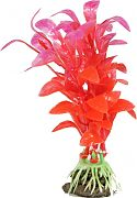 Elive Glow Elements Cabomba Plant Ornament Neon Pink 4 Inch