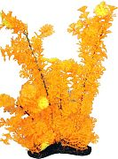 Elive Glow Elements Cabomba Plant Ornament Neon Tangerine 16 Inch