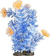 Elive Glow Elements Cabomba Plant Topaz Blue 5 Inch/Medium