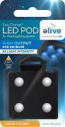 Elive High Output Led Light Pod Lunar Blue