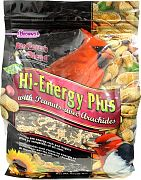 F.M. Browns Bird Lovers Blend Hi-Energy Plus With Peanuts 5 Pound