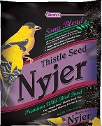F.M. Browns Songblend Nyjer/Thistle Seed 5 Lb