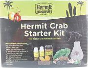 Flukers Hermit Headquarters Hemit Crab Starter Kit 13 Pieces