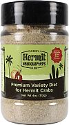 Flukers Hermit Headquarters Hermit Crab Variety Diet 4 Ounce