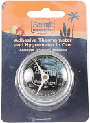 Flukers Hermit Headquarters Thermometer & Hydrometer Combo