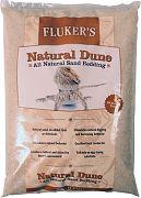 Flukers Natural Dune Sand Bedding Natural 10 Lb