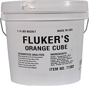 Flukers Orange Cube-Complete Cricket Diet Store Use 6 Pound