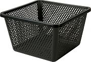 Geoglobal Pond Boss Square Plant Basket 10 inch