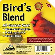 Heath Birds Blend Hienergy Suet Cake