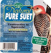 Heath Natural Pure Suet Cake