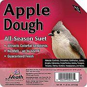Heath No Melt Apple Dough Suet Cake