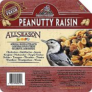 Heath Premium Peanutty Raisin Suet
