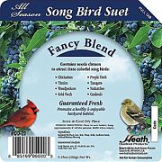 Heath Songbird Fancy Blend Suet Cake