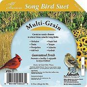 Heath Songbird Multigrain Suet Cake
