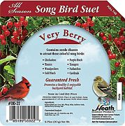 Heath Songbird Very Berry Suet Cake