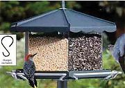 Homestead Party Bird Feeder