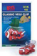 Lee´s Glown Fish Veggie Clip