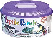 Lee´s Reptile Ranch Round With Lid