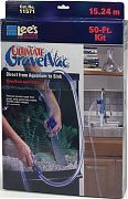 Lee´s Ultra Gravel Vac 50 foot Kit