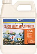 Mars Fishcare Chlorine & Heavy Metal Neutralizer 32 Oz