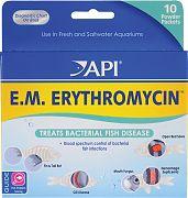 Mars Fishcare E.M. Erythromycin Powder Pack