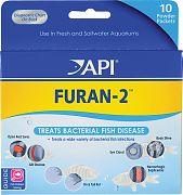 Mars Fishcare Furan-2 Powder Pack 10