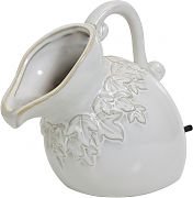 OASE Ceramic Pouring Pitcher Spitter Cream Ivory
