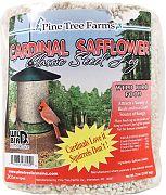 Pine Tree Cardinal Safflower Classic Seed Log 72 Ounce