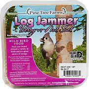 Pine Tree Fruit Log Jammers