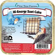 Pine Tree Hi-Energy Suet Cake
