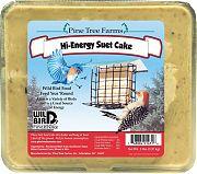 Pine Tree Hi-Energy Suet Cake