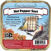 Pine Tree Hot Pepper Suet Cake