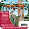 Pine Tree Log Jammers Wild Bird Food Hot Pepper 9.4ounce/3 Pack