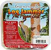 Pine Tree Log Jammers Wild Bird Food Hot Pepper 9.4ounce/3 Pack